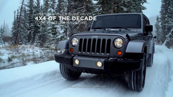 Jeep Big Finish Event TV Spot  - Thumbnail 5