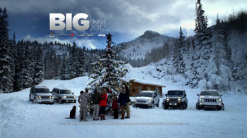 Jeep Big Finish Event TV Spot  - Thumbnail 8