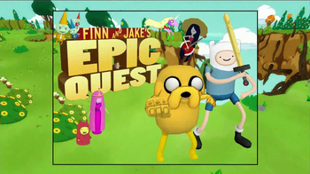 Finn and Jake's Epic Quest TV Spot  - Thumbnail 8