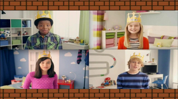 Burger King Mario Kids Meal TV Spot