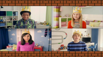 Burger King Mario Kids Meal TV Spot - Thumbnail 2