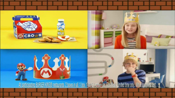 Burger King Mario Kids Meal TV Spot - Thumbnail 4