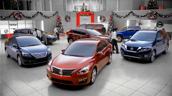 Nissan Season to Save TV Spot