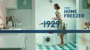 Frigidaire Gallery Orbit Clean Dishwasher TV Spot, 'Legendary Innovation'