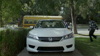 2013 Honda Accord LX TV Spot, 'Good Value for Your Money' - Thumbnail 6