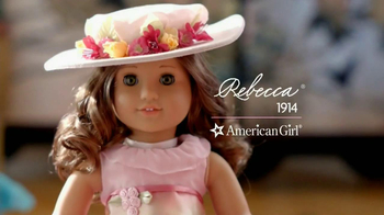 American Girl  Rebecca TV Spot, 'You and I' - Thumbnail 6