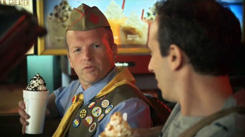 Sonic Drive-In Master Blast TV Spot, 'Blast Scout' - 5290 commercial airings