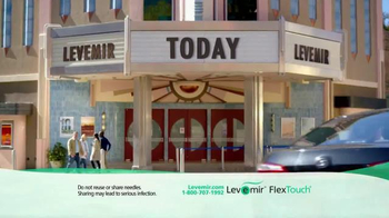 Levemir TV Spot, 'Today's the Day' - Thumbnail 6