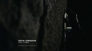 DURACELL Quantum TV Spot, 'Powering Kevin Jorgeson's Climb' - Thumbnail 1