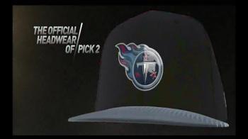 New Era TV Spot, '2015 NFL Draft on Stage 59FIFTY'