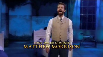 Finding Neverland on Broadway thumbnail