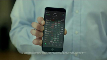 TD Ameritrade Mobile Trader TV Spot, 'Family Meeting' - Thumbnail 4