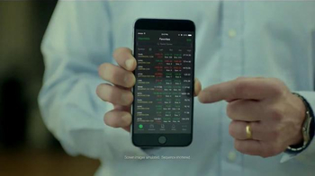 TD Ameritrade Mobile Trader TV Spot, 'Family Meeting' - Thumbnail 6