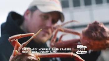 Joe's Crab Shack Mother's Day TV Spot, 'It's Jumbo Bairdi Crab Season'