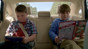 Volkswagen Passat TDI TV Spot, 'Mom' Song by Waylon Jennings - Thumbnail 7