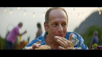 PoliGrip TV Spot For Super PoliGrip, 'Eat Loud'