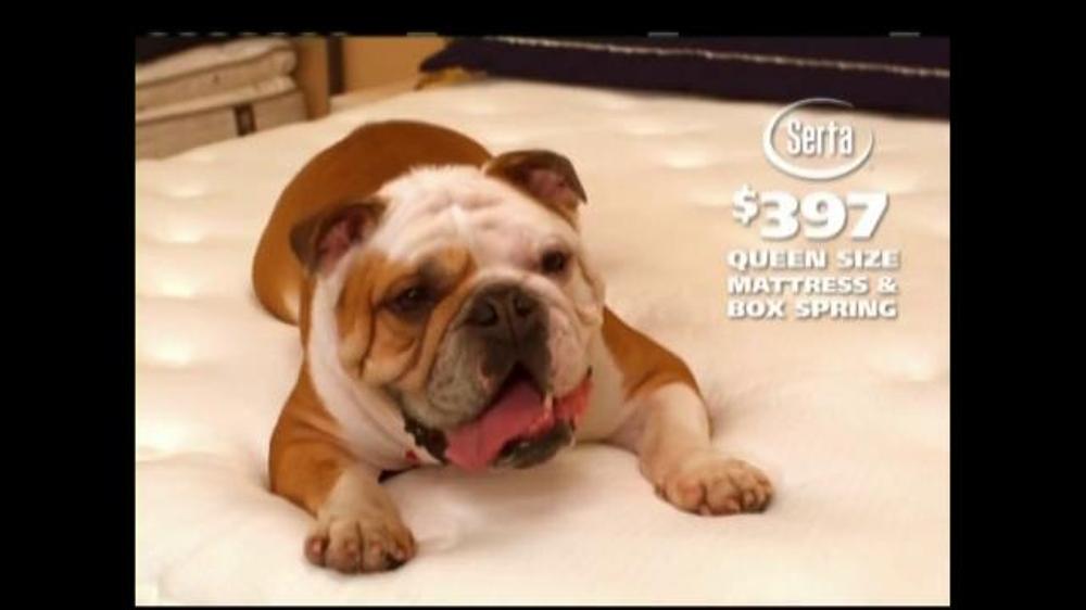 Mattress Discounters Memorial Day Sale TV mercial Get