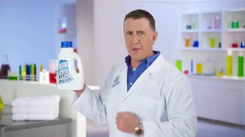 OxiClean White Revive TV Spot, 'Test Lab' - 7282 commercial airings