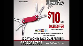 Clever Key TV Spot - Thumbnail 9