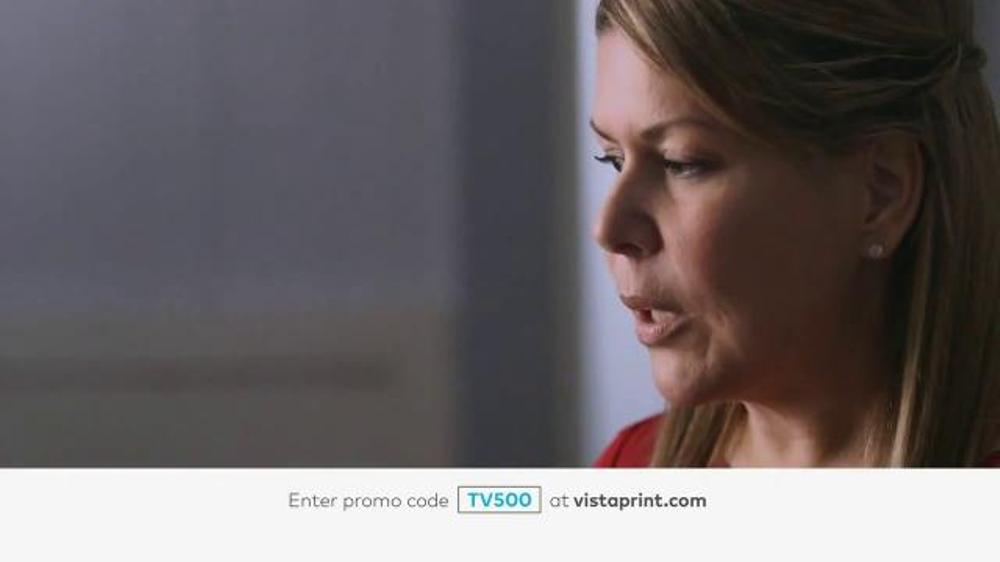 Vistaprint TV Commercial, 'Rachel Miller, Owner of