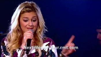 CMT Next Women of Country Tour TV Spot