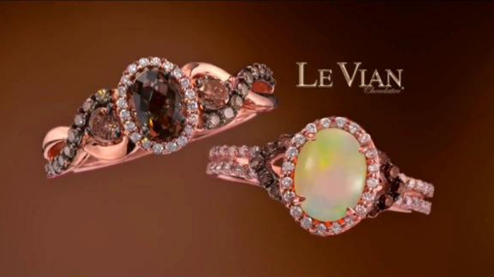 Jared Le Vian Chocolate Tv Commercial Jewelry Wardrobe