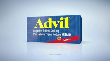 Advil TV Spot, 'Pharmacists' Choice for Pain Relief'