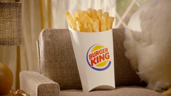 Burger King Chicken Fries TV Spot, 'Pregnant'