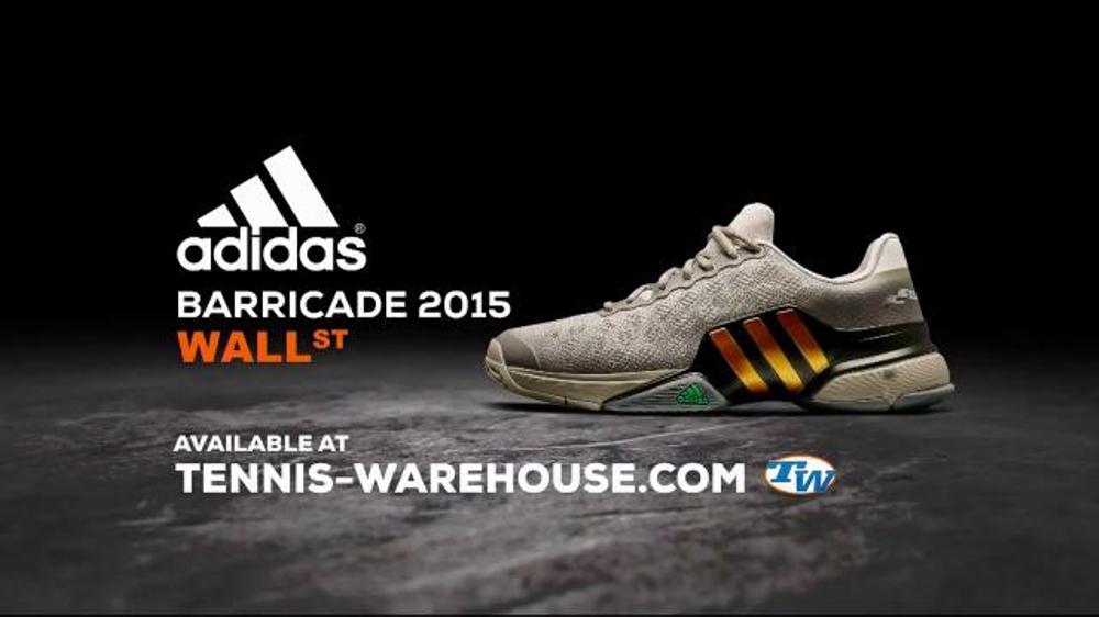 tennis warehouse tv commercial adidas barricade 2015 tennis warehouse nike  shoe warranty nike vapor court tennis warehouse 9d43b3fa27