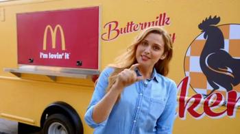 McDonald's Buttermilk Crispy Chicken TV Spot, 'Lovin' is All Around' - Thumbnail 6