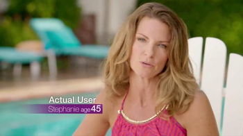 Meaningful Beauty TV Spot, 'Look Years Younger' Featuring Cindy Crawford