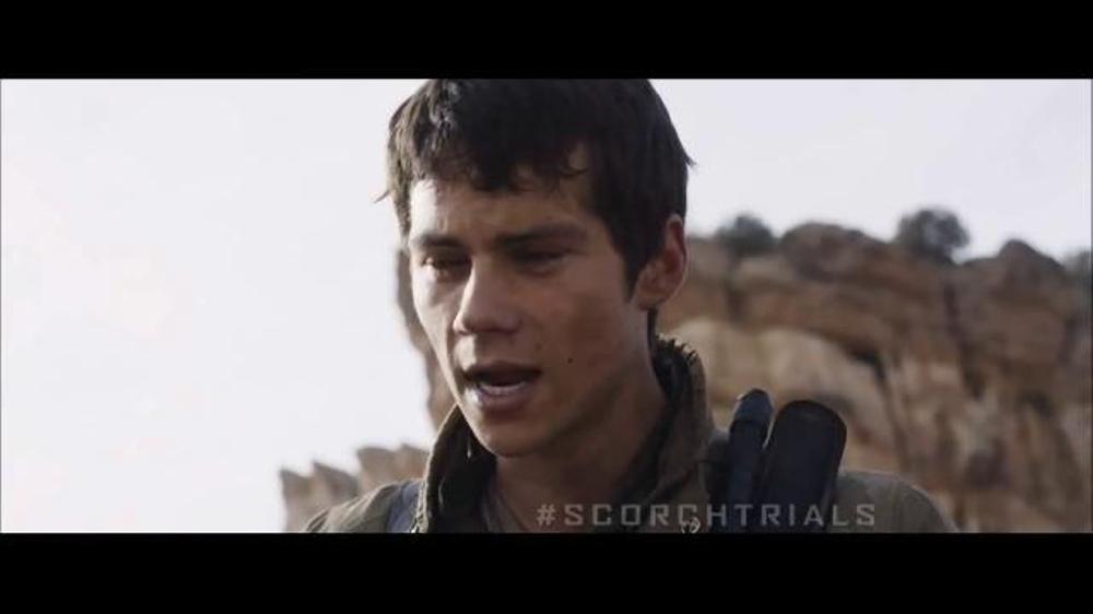 Maze Runner: The Scorch Trials TV Movie Trailer - iSpot.tv