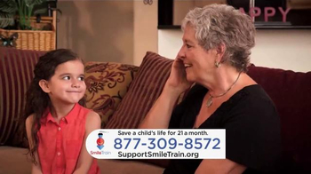 Smile Train TV Spot, 'Course of Our Lives'