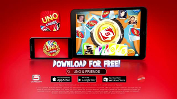 Uno & Friends TV Spot, 'Deal out the Fun' - Thumbnail 5