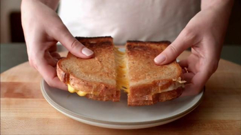 Real California Milk TV Spot, 'Return to Real: Grilled Cheese' - 2107 commercial airings