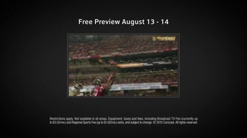XFINITY NFL Red Zone TV Spot, 'I'm With the Team' - Thumbnail 8
