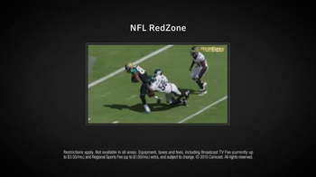 XFINITY NFL Red Zone TV Spot, 'I'm With the Team' - Thumbnail 7