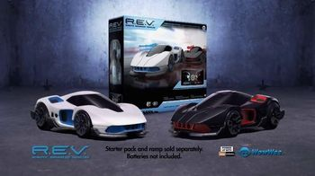 R.E.V. Robotic Enhanced Vehicles TV Spot, 'Battle'