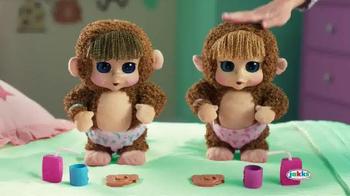 Animal Babies Nursery: Jumpin' Lil' Monkeys TV Spot, 'Jumping on the Bed'