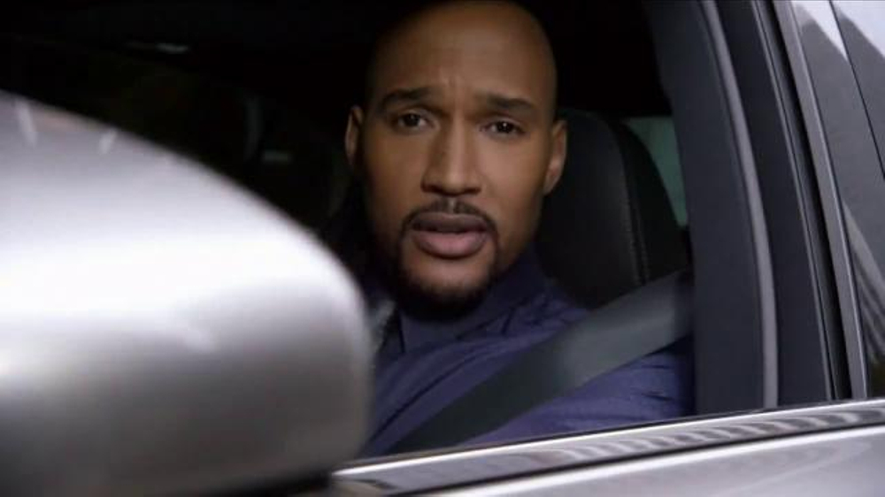henry simmons shirtless