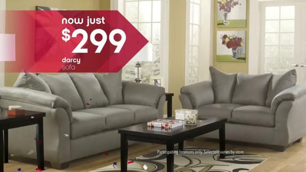 Ashley Furniture Homestore Labor Day Event Tv Commercial 39 Doorbusters 39