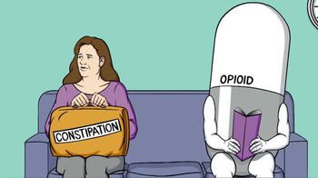 Movantik TV Spot, 'Opioid Baggage' - Thumbnail 1