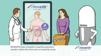 Movantik TV Spot, 'Opioid Baggage' - Thumbnail 4
