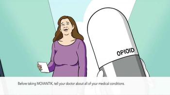 Movantik TV Spot, 'Opioid Baggage' - Thumbnail 5