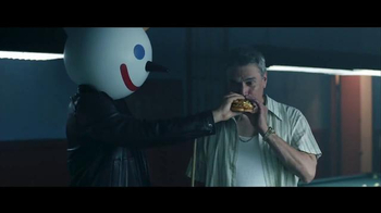 Jack in the Box Spicy Nacho Chicken Sandwich TV Spot, 'Pool Hall'