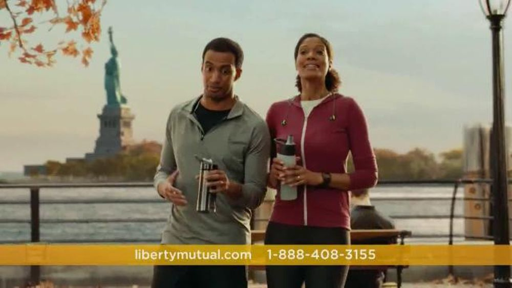 Liberty Mutual Car Insurance Commercial Actress