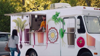 V8 Juice Healthy Greens TV Spot, 'Veggie Power to the People'