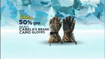 Cabela's Christmas Sale TV Spot, 'Slippers'  - Thumbnail 7