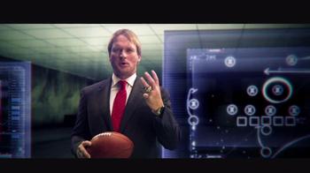 Dark Knight Rises TV Spot, 'NFL' Featuring John Gruden