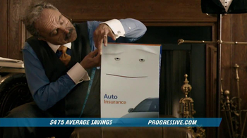 Progressive TV Spot 'The Box' - 12497 commercial airings